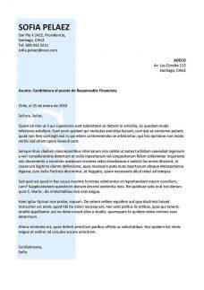 Plantilla De Carta De Presentacion De Una Empresa Word