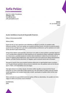 Plantillas De Carta De Presentacion Para Descargar Gratis En Word
