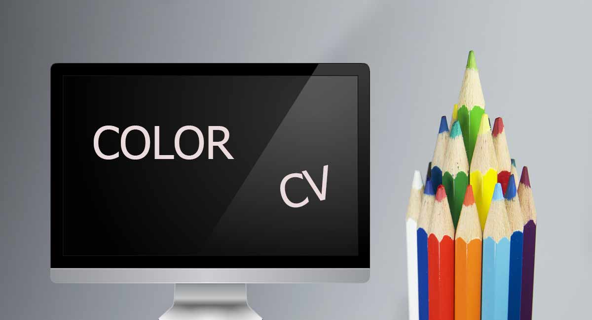color para un curriculum