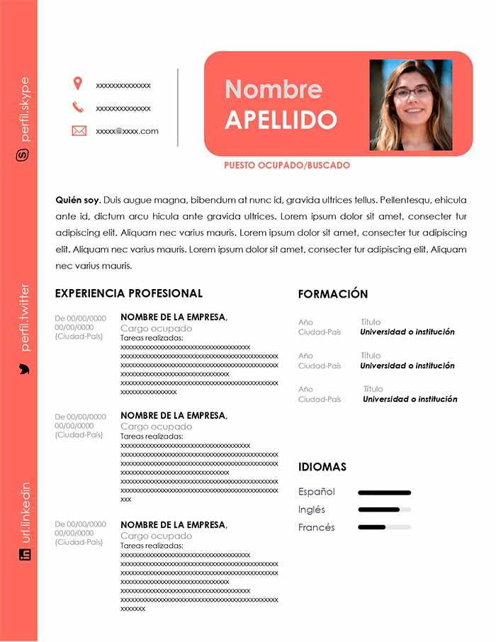 Resume de secretaria how to write coding