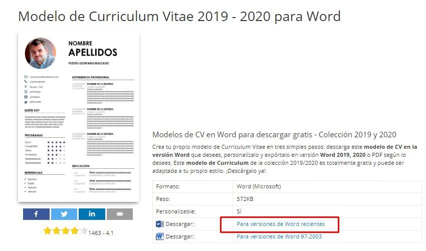 modelo-curriculum-vitae-para-word