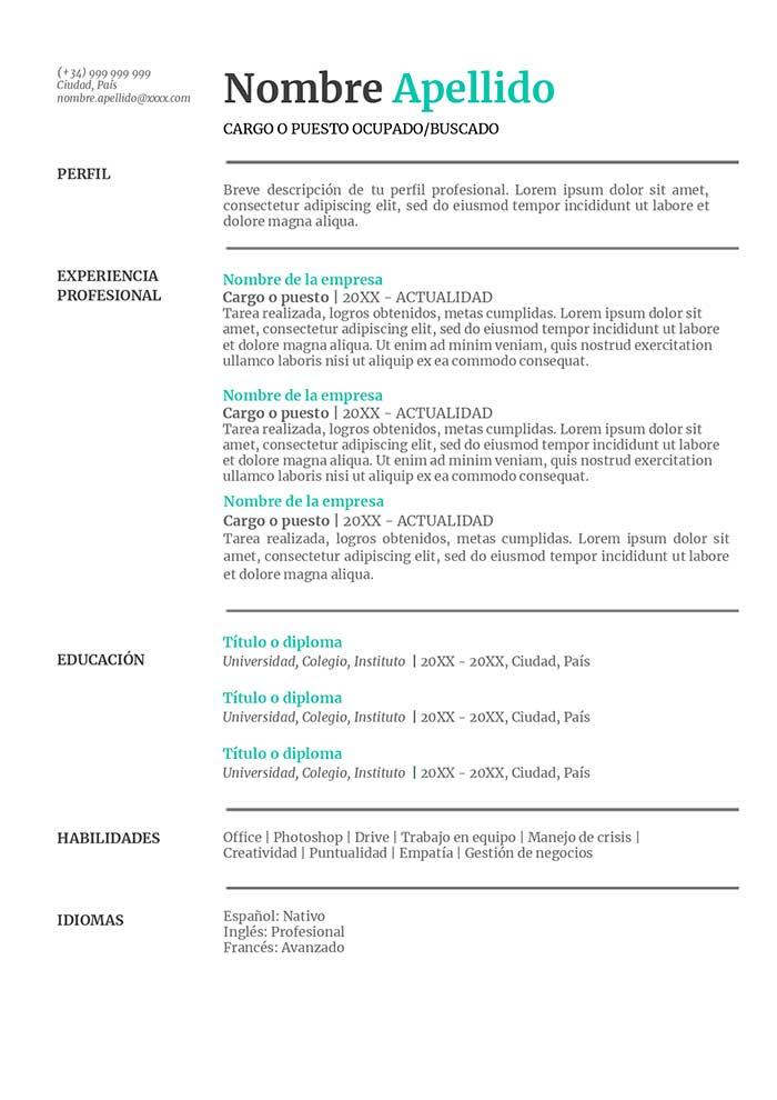 formato-curriculum-google-drive-trabajo