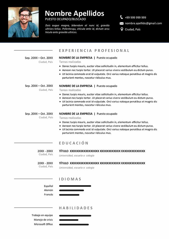 27-curriculum-vitae-contemporaneo-morado-p2 Online Curriculum Vitae on resume or, como hacer un, cover page, template examples,