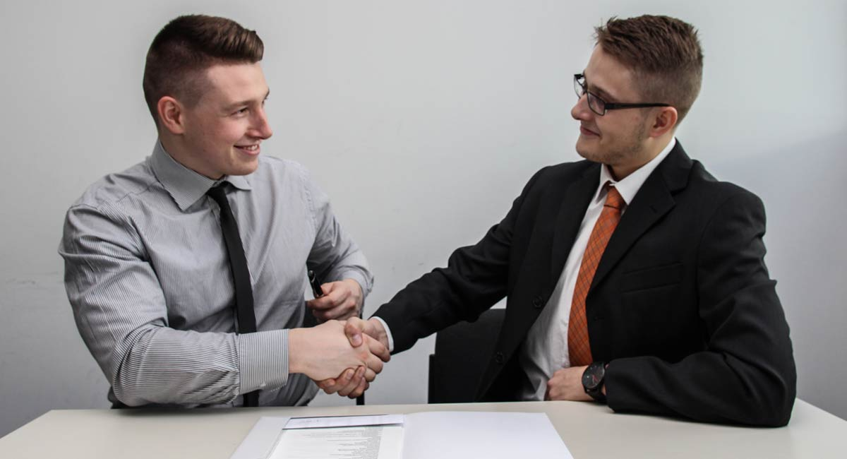 estructura de la entrevista de trabajo