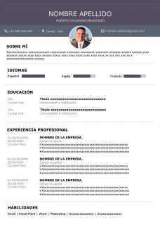 curriculum online nacional