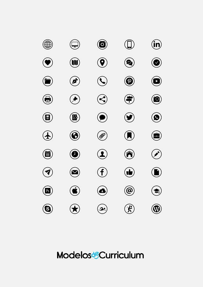 iconos-para-curriculum-vitae-gratis